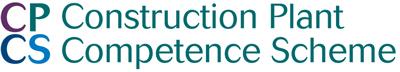 Construction Plant Competence Scheme logo