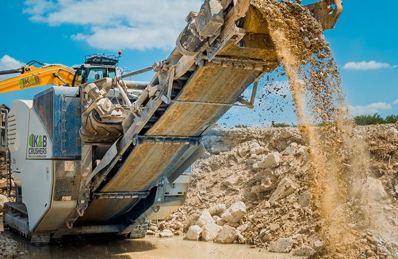 Mobile Crushers Hire